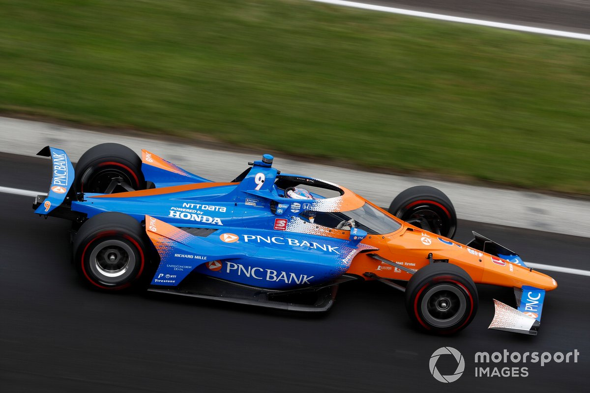 #9 Scott Dixon, Chip Ganassi Racing – Honda