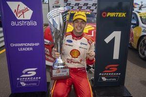 Race 2 winner Scott McLaughlin, DJR Team Penske