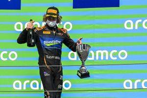 Alexander Peroni, Campos Racing on the podium