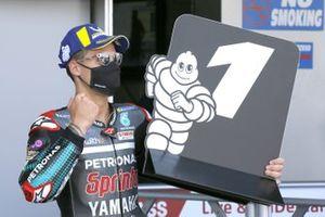 Race winner Fabio Quartararo, Petronas Yamaha SRT