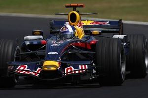 David Coulthard, Red Bull Racing RB3 Renault