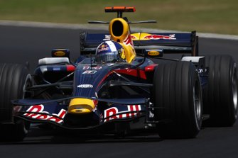 David Coulthard, Red Bull RB3