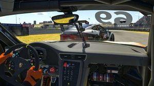 Porsche Esports Supercup - Max Verstappen onboard