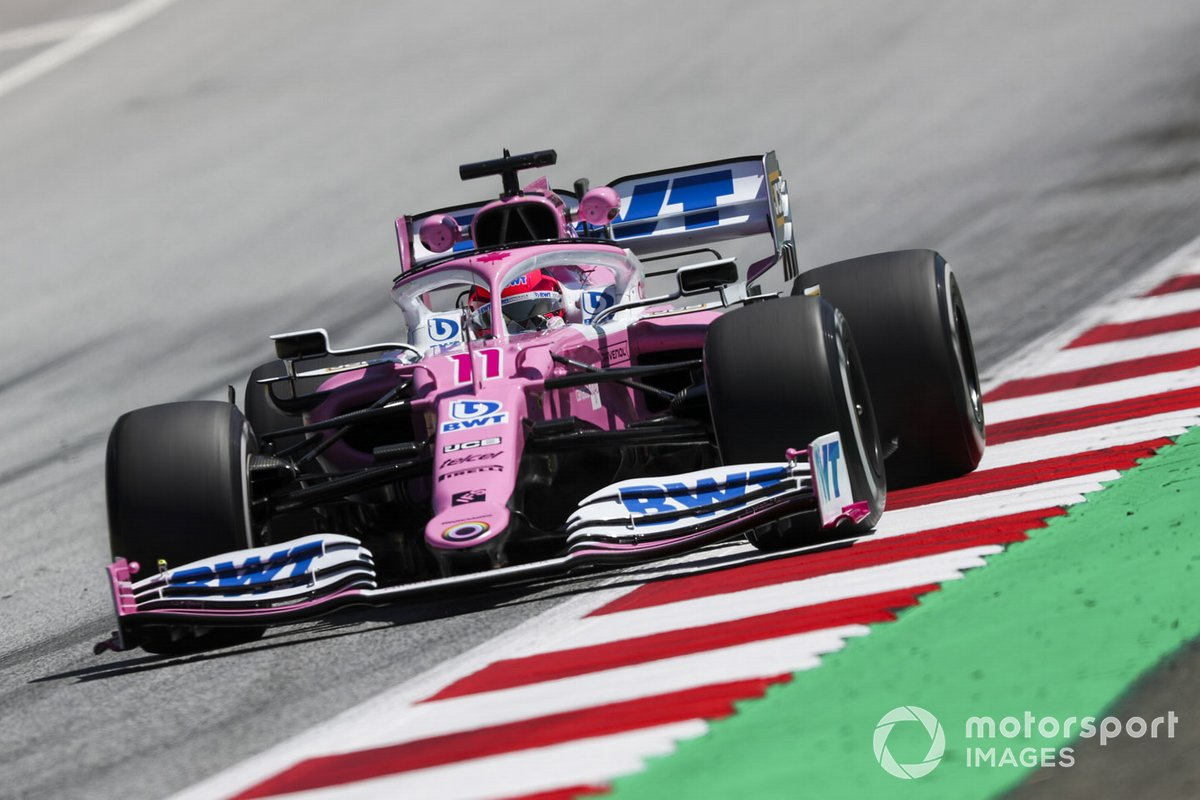 Sergio Pérez, Racing Point RP20