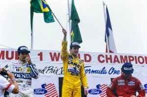 Ayrton Senna, Lotus, Nelson Piquet, McLaren, Alain Prost, McLaren