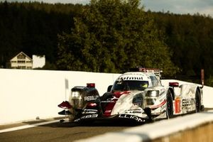 #1 Rebellion Racing Rebellion R-13: Bruno Senna, Gustavo Menezes, Norman Nato