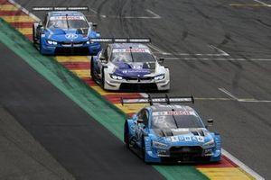 Fabio Scherer, Audi Sport Team WRT, Audi RS 5 DTM, Jonathan Aberdein, BMW Team RBM, BMW M4 DTM