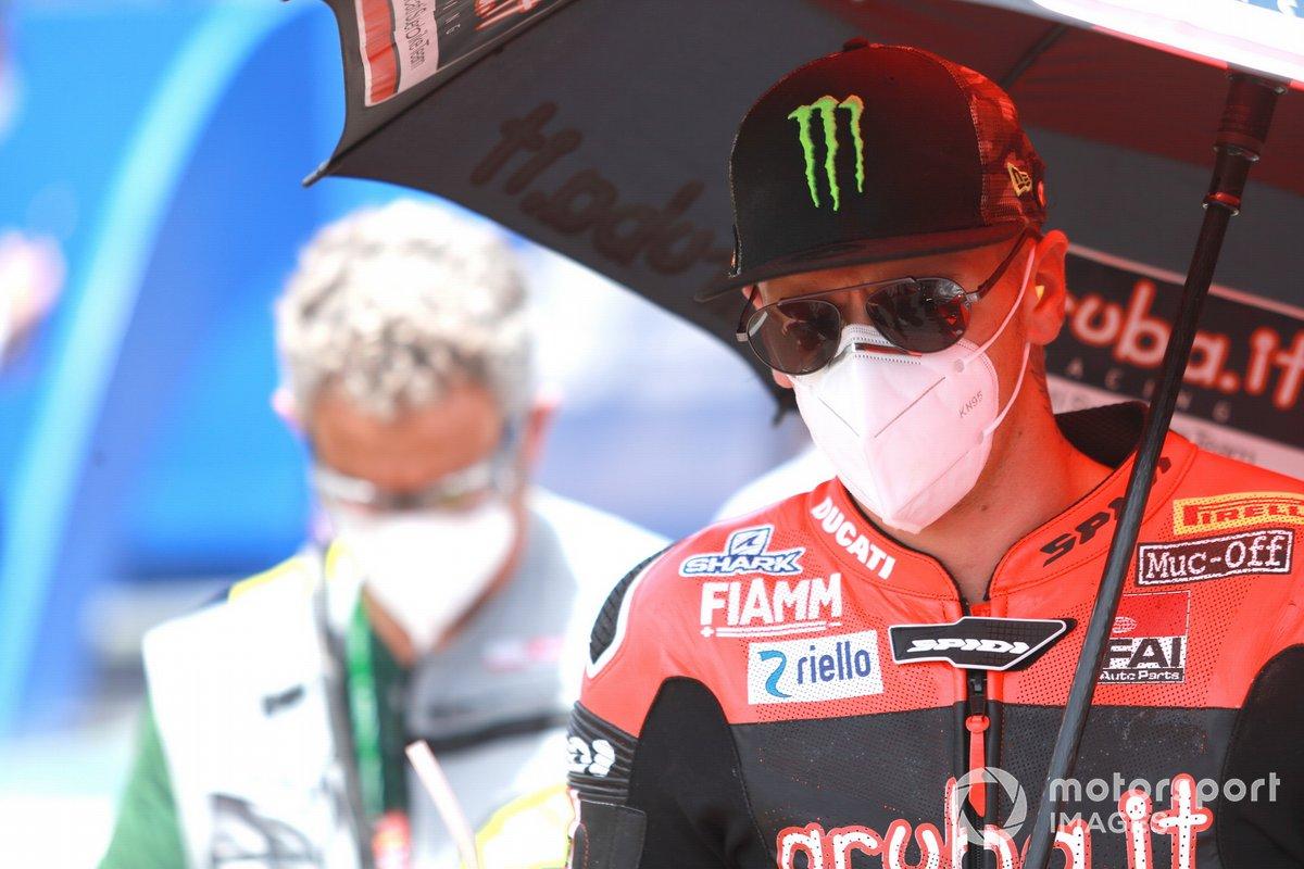 Scott Redding, Aruba.it Racing Ducati,