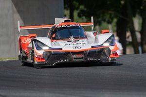 #6 Acura Team Penske Acura DPi: Juan Pablo Montoya, Dane Cameron