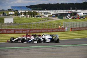 Кими Райкконен, Alfa Romeo Racing C39, Джордж Расселл, Williams FW43