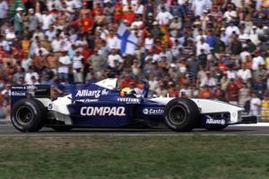 Ralf Schumacher, BMW Williams FW23
