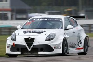 Louise Frost, Insight Racing, Alfa Romeo Giulietta TCR