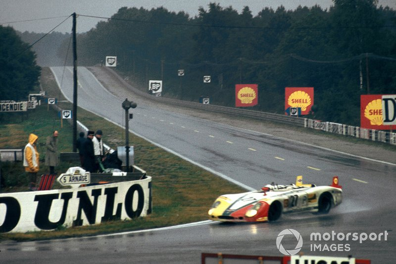 Helmut Marko, Rudi Lins, Martini International Porsche 908/02 LH