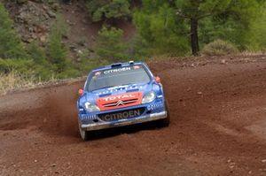 Colin McRae, Nicky Grist, Kronos Citroen Xsara WRC