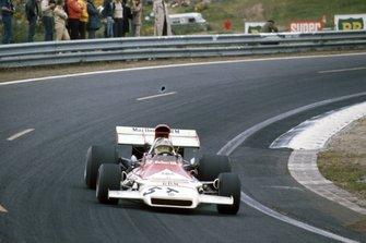 Jean-Pierre Beltoise, BRM P160B en el coche de repuesto