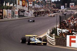 Jack Brabham, Brabham BT33, Jackie Stewart, March 701, Jochen Rindt, Lotus 49C