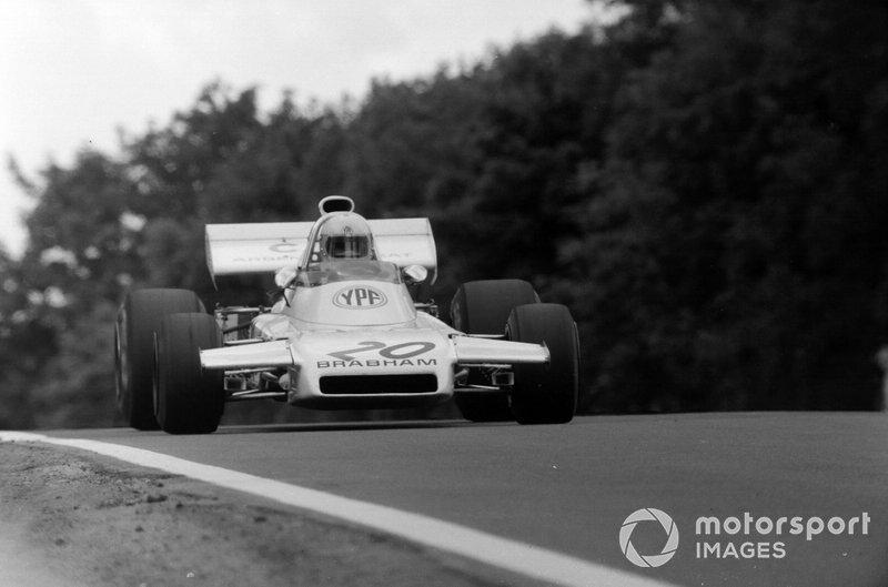 Carlos Reutemann, Brabham BT37 Ford