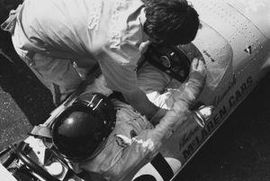 Andrea de Adamich, McLaren 14D-Alfa Romeo