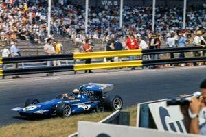 Jackie Stewart, March 701 Ford