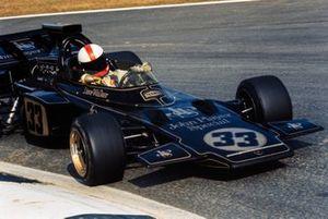 Dave Walker, Lotus 72D Ford