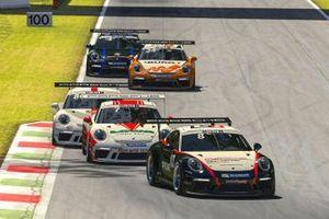 Porsche 911 GT3 Cup, #8 Leon Köhler (D), Vincitore Rookie-class Porsche Mobil 1 Supercup Virtual Edition 2020