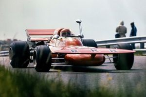 Skip Barber, March 711 Ford, GP d'Olanda del 1971