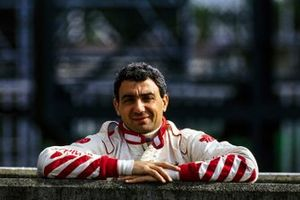 Michele Alboreto, Footwork