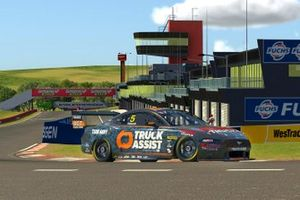 Lee Holdsworth, Truck Assist Ford Mustang