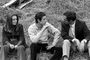 Catherine Ickx, Jacky Ickx, Ferrari, Mauro Forghieri