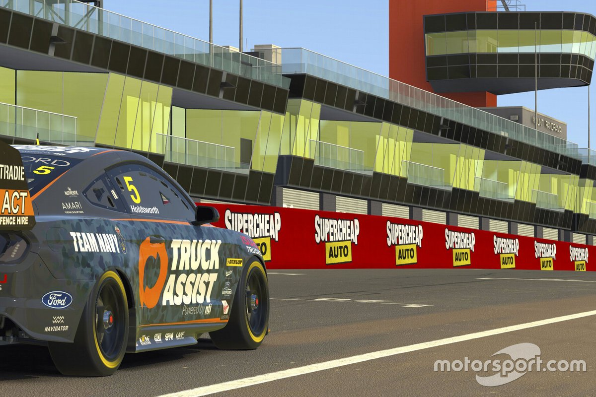 Lee Holdsworth, Tickford Racing