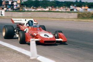 Jacky Ickx, Ferrari 312B2, GP di Gran Bretagna del 1971