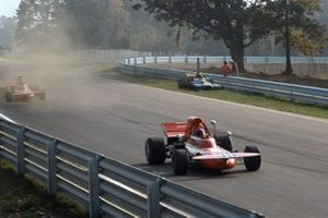 Skip Barber, March 711 Ford, Ronnie Peterson, March 711 Ford