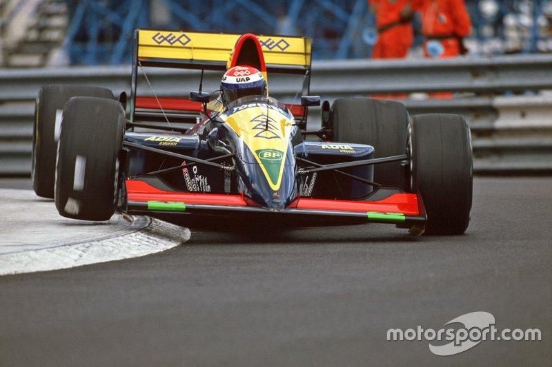 #29: Eric Bernard (Larrousse)