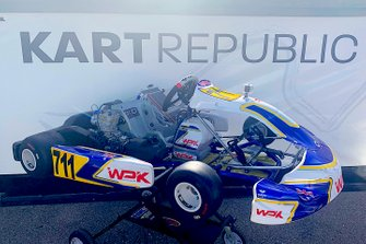 Will Power's Kart