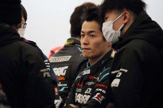 Наоки Ямамото, #100 RAYBRIG NSX-GT
