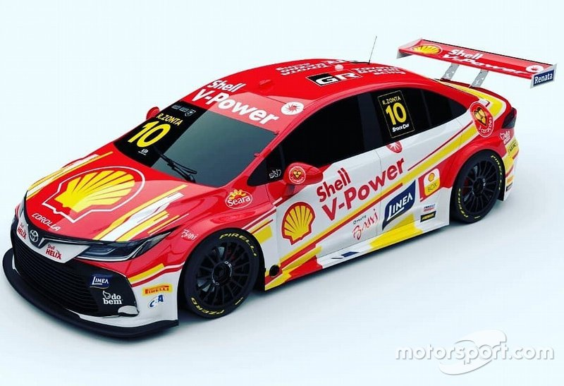 Stock Car: Ricardo Zonta