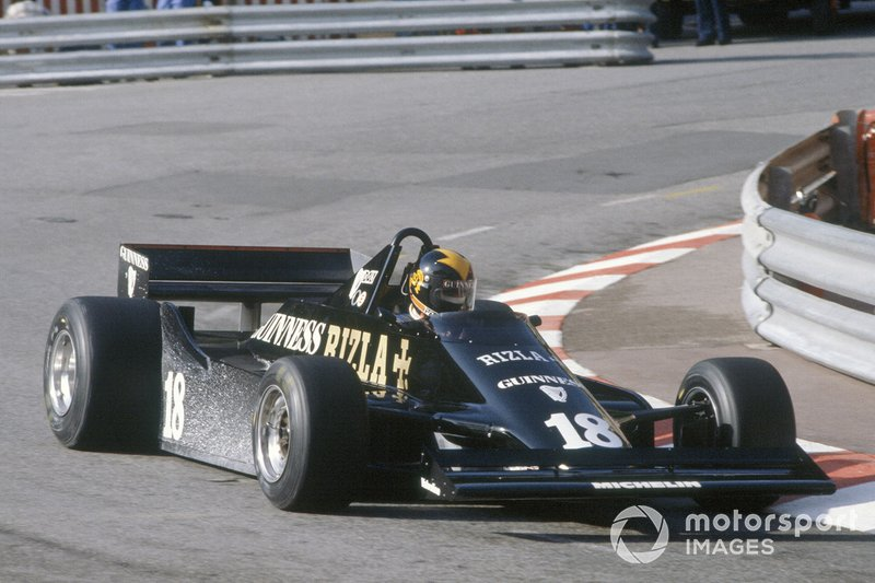 Derek Daly, March 811-Ford Cosworth