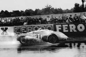 Edgar Barth, Paul Frere, Porsche RSK