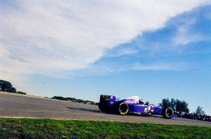 Jos Verstappen, Simtek S951 Ford