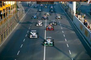 Jenson Button, Promatecme Dallara - Renault