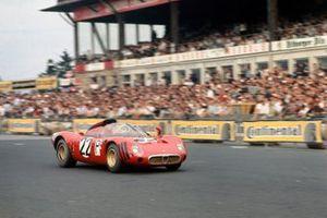 Roberto Bussinello, Teodore Zeccoli, Alfa Romeo T33