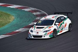 Nello Nataloni, Xeo Group ris, Opel Astra TCR