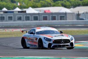 Luca Segù, Francesco De Luca, Nova Race Events, Mercedes AMG GT4