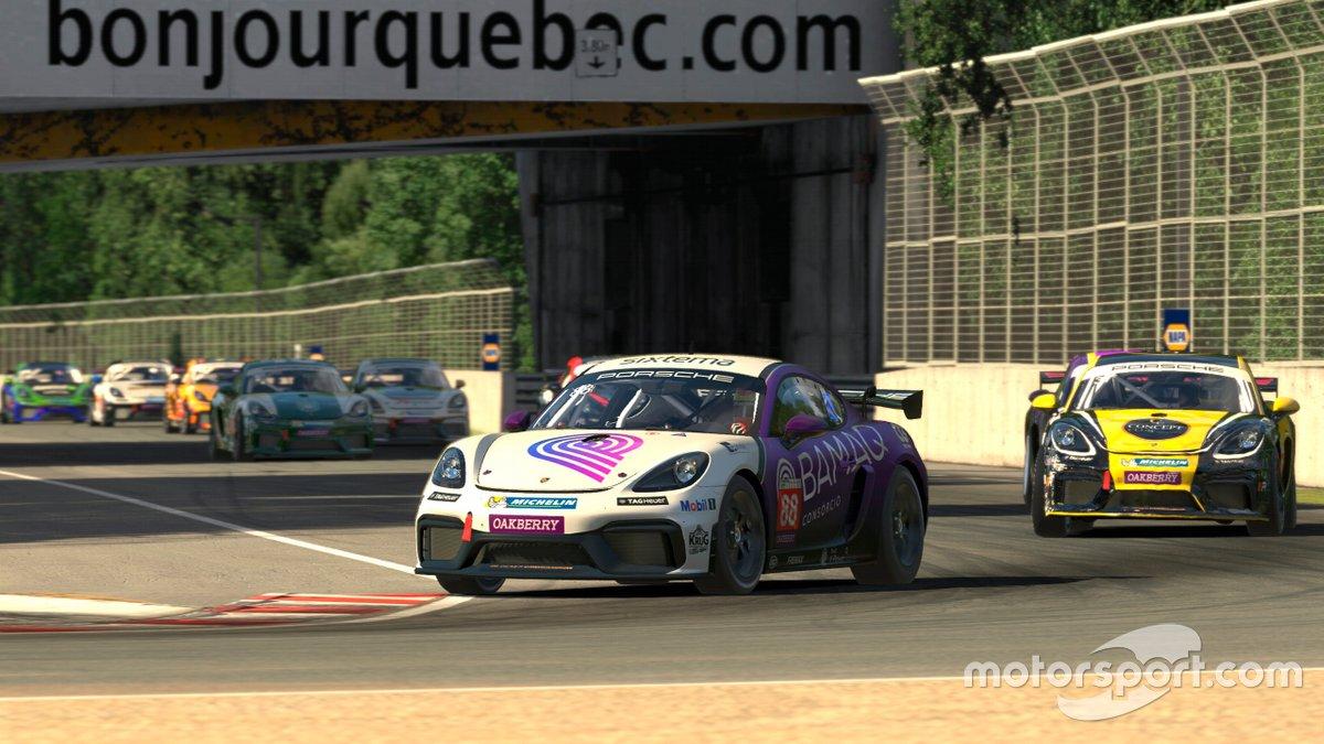 Clemente Júnior fez boa corrida e foi um dos destaques da rodada