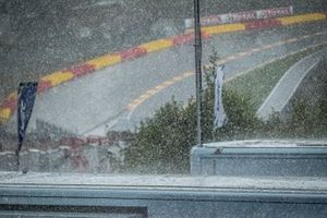 Regen am Circuit de Spa-Francorchamps