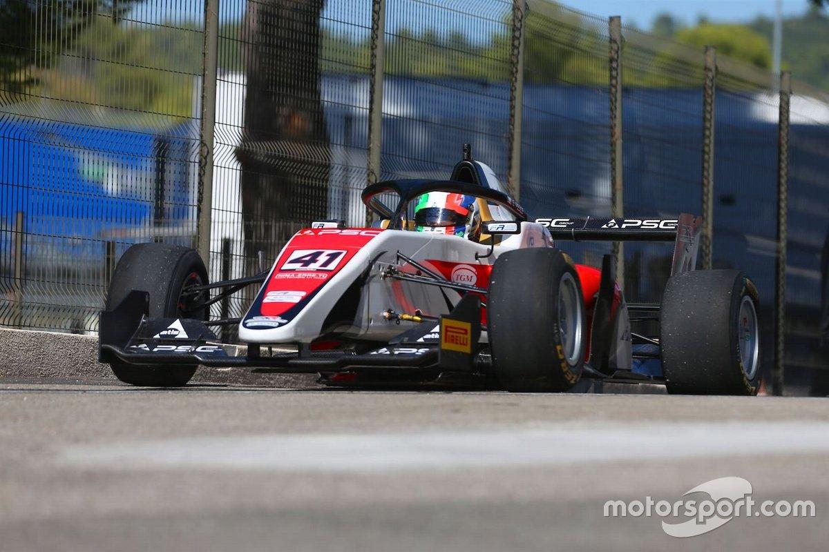 Emidio Pesce, DR Formula RP Motorsport
