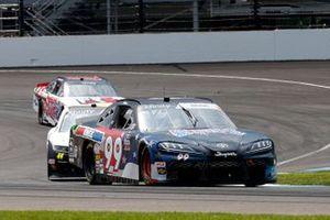 Stefan Parsons, B.J. McLeod Motorsports, Toyota Supra Insurance King