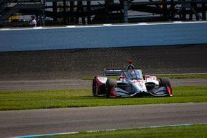 Ausritt: Marco Andretti, Andretti Herta with Marco & Curb-Agajanian Honda