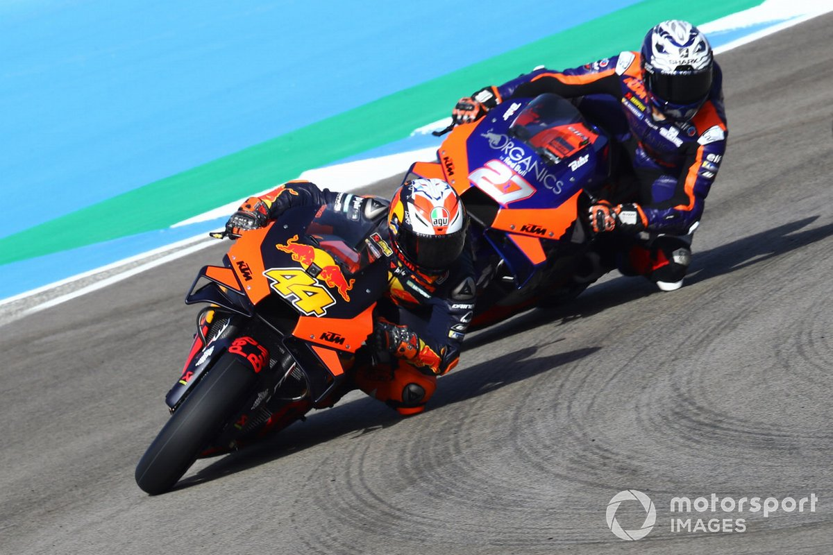 Pol Espargaro, Red Bull KTM Factory Racing, Iker Lecuona, Red Bull KTM Tech 3