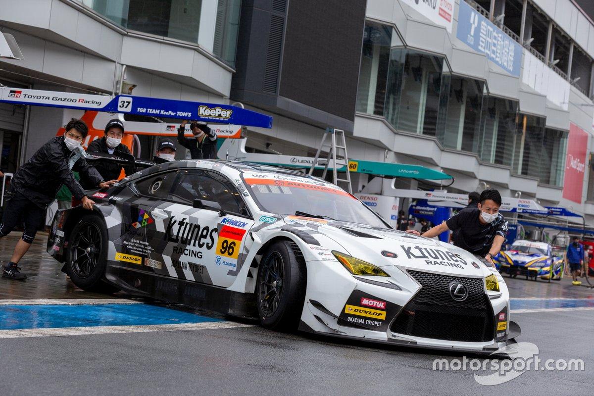 #96 K-tunes Racing RC F GT3